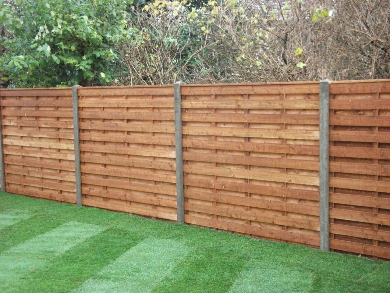 Maintaining Fence Panels