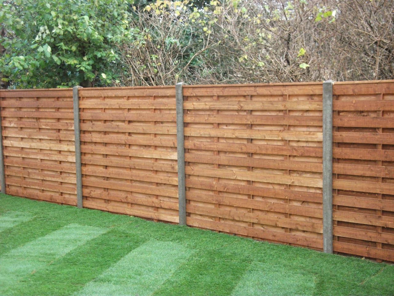 Maintaining your Wooden Fence - Harlow Fencing